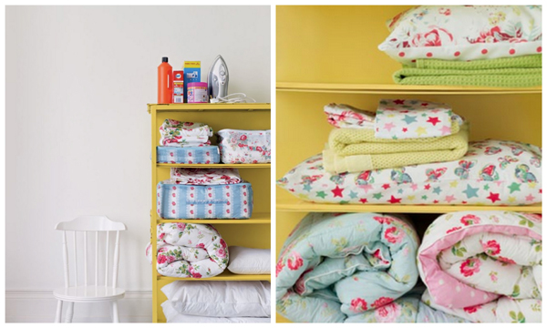 Cath+Kidston+Spring+Summer+2013+Linen+Cabinet Spring Colours and Products for your Home | Cath Kidston Spring and Summer 2013