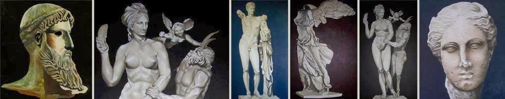 GREEK ART-ΕΛΛΗΝΙΚΗ ΤΕΧΝΗ-ΑΓΑΛΜΑΤΑ-STATUES