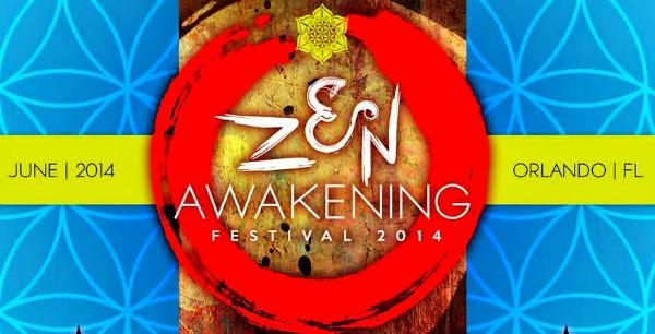 Zen Awakening Festival, Winter Garden, FL
