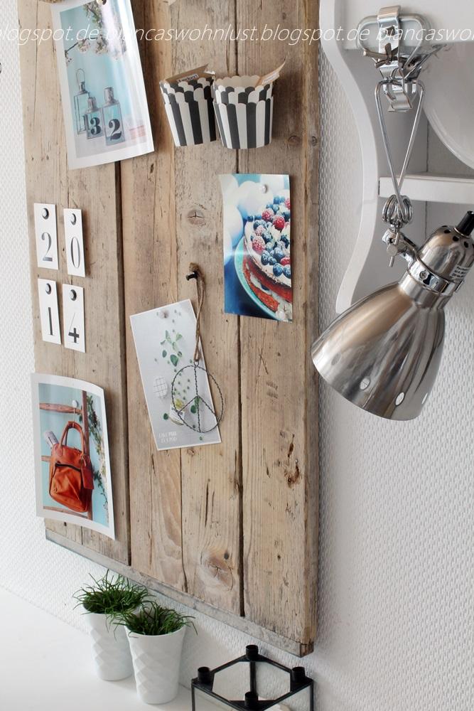 Wohnlust mini schaltafel for Pinnwand modern