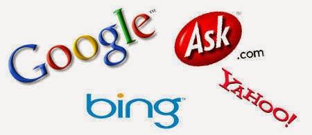 5 tipos de buscadores: