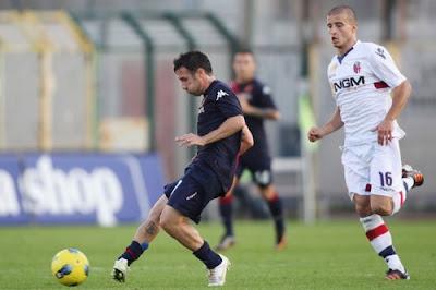 Cagliari-Bologna 1-1 highlights sky