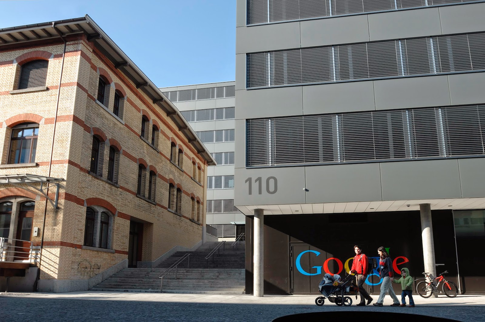 Void matters projects wanted google emea engineering for Google house builder