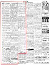 """"""" ECO DI BERGAMO"""" 30 OTTOBRE 1922"""
