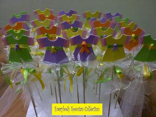 HaNis SaNia 5 Senarai DIY Untuk Wedding PART I