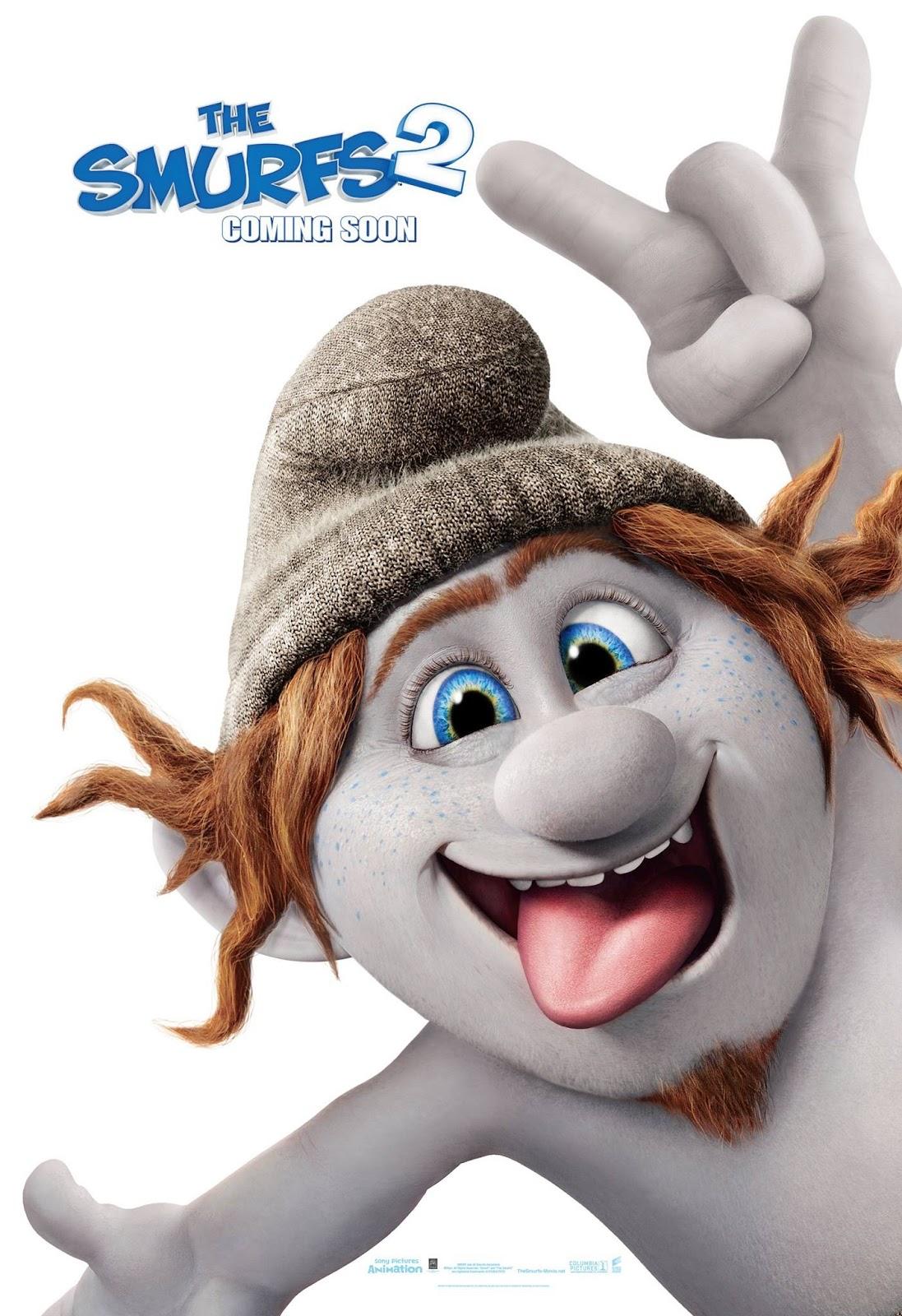 smurfs 2 trailer smurfs 2 movie poster