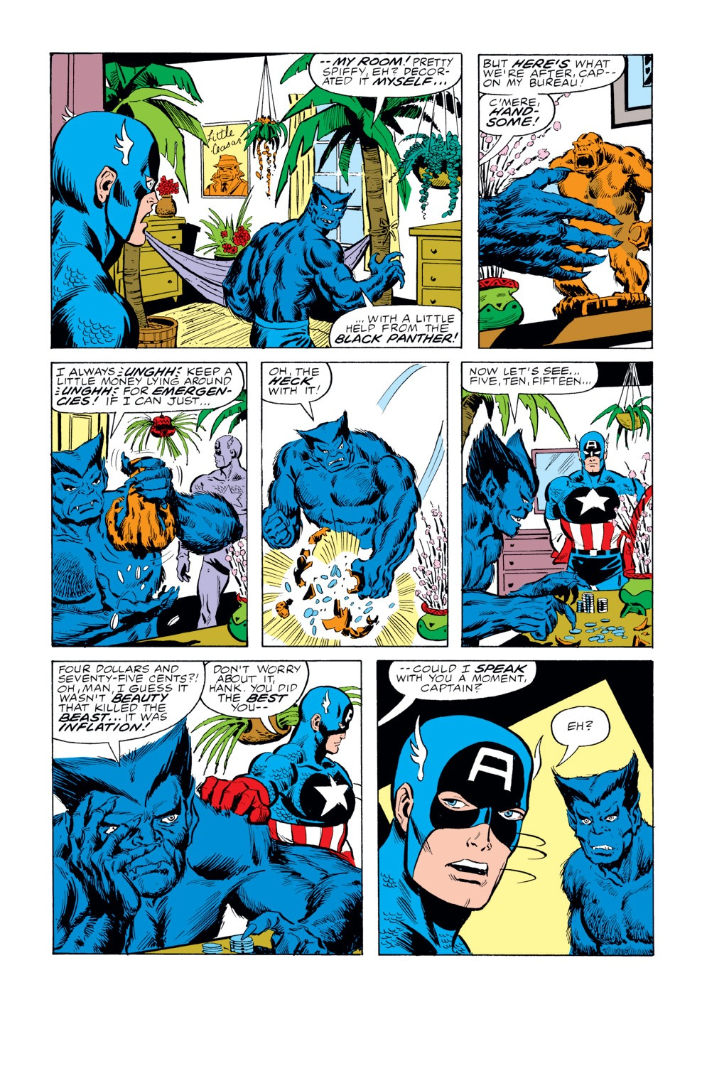 Captain America (1968) Issue #229 #143 - English 9