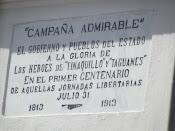aA 200 AÑOS DE LA BATALLA DE TAGUANES