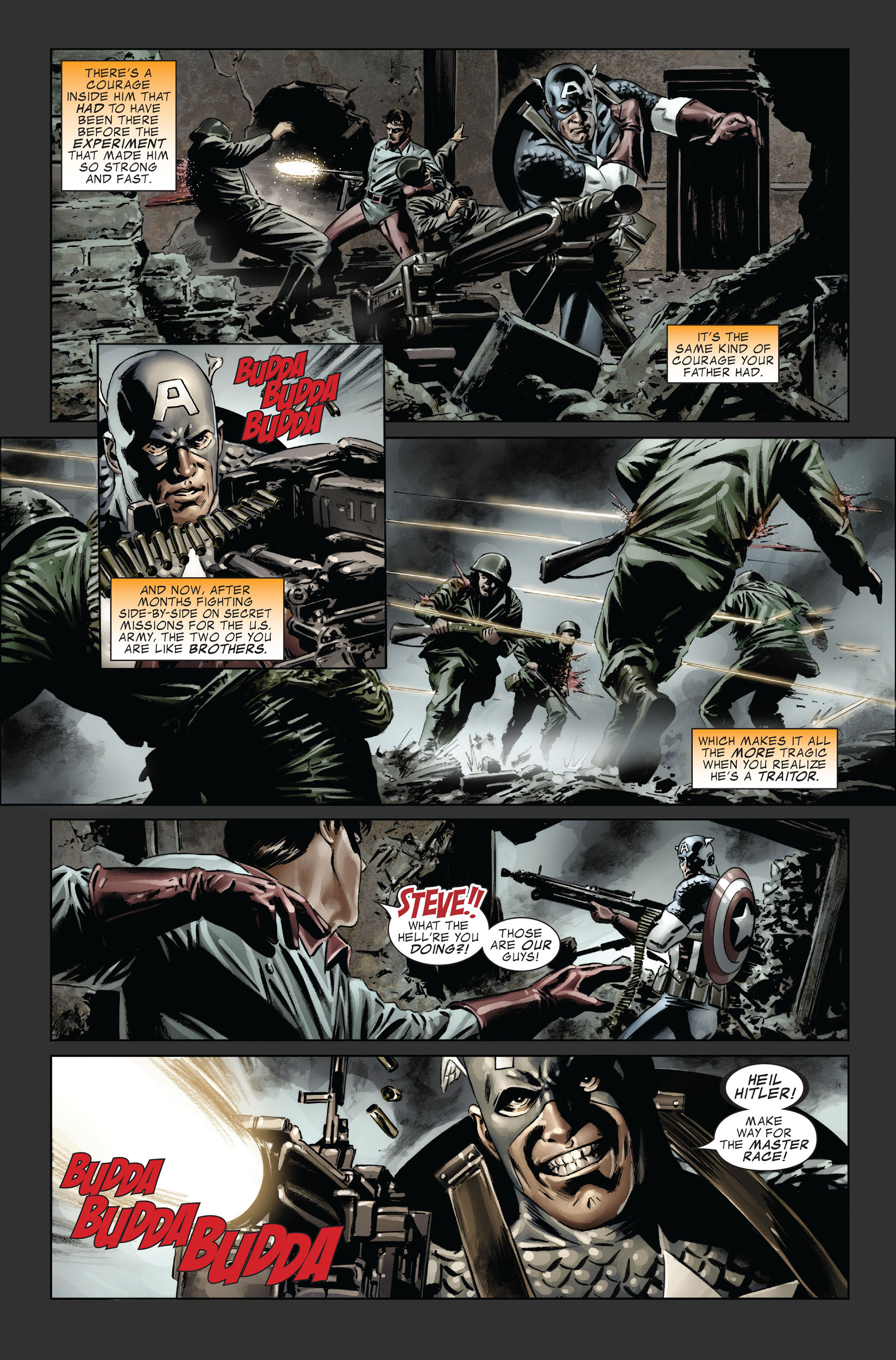Captain America (2005) Issue #31 #31 - English 7
