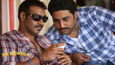 Bol Bachchan HD Wallpapers - Starring Ajay Devgn, Abhishek Bachchan