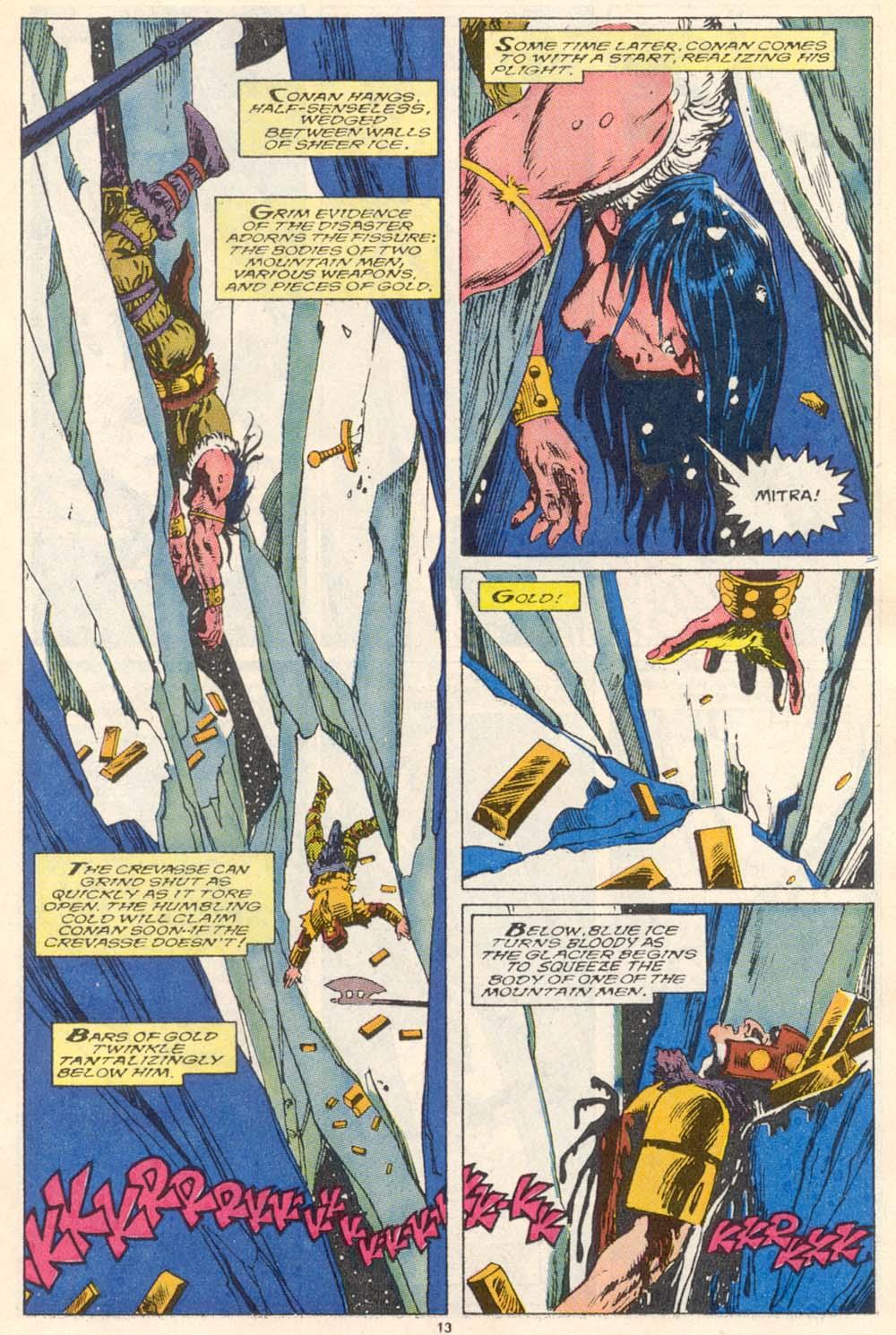 Conan the Barbarian (1970) Issue #220 #232 - English 12