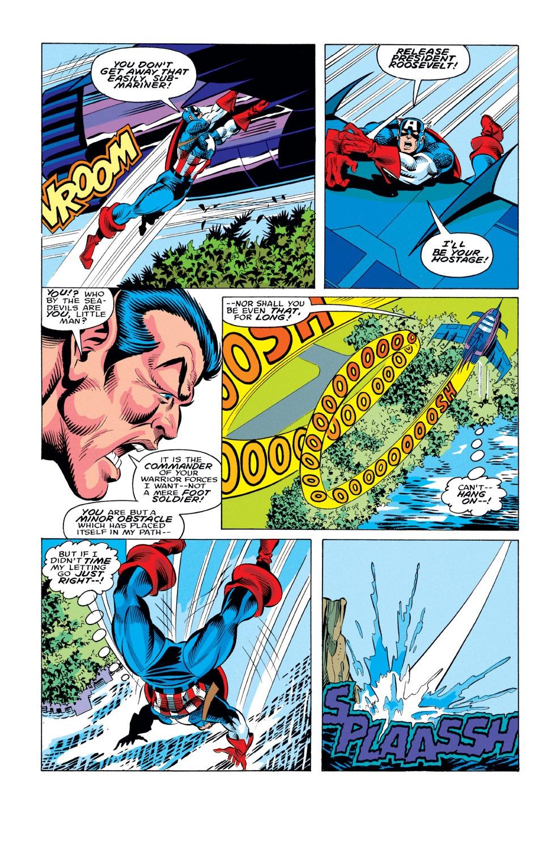 Captain America (1968) Issue #423 #373 - English 11