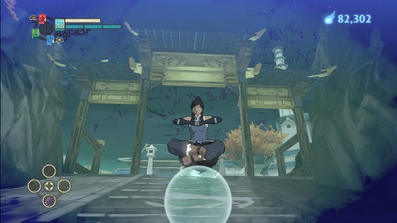 Game PC The Legend Of Korra