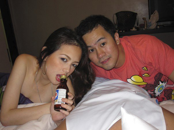sexy ellen adarna naughty in bed 02