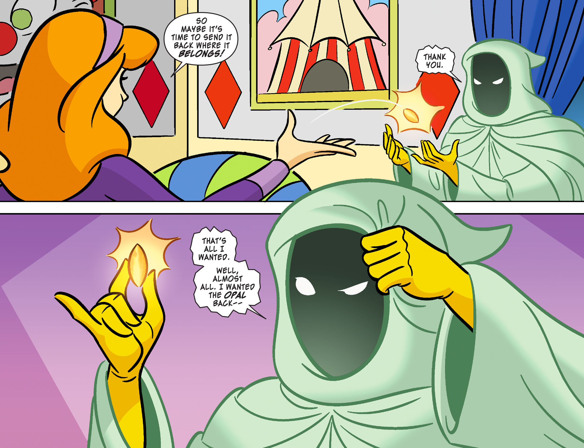 Read online Scooby-Doo! Team-Up comic -  Issue #24 - 12