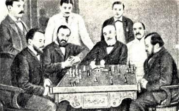 Match de ajedrez Chigorín-Steinitz, La Habana 1889