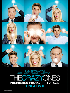The Crazy Ones: 1° Temporada