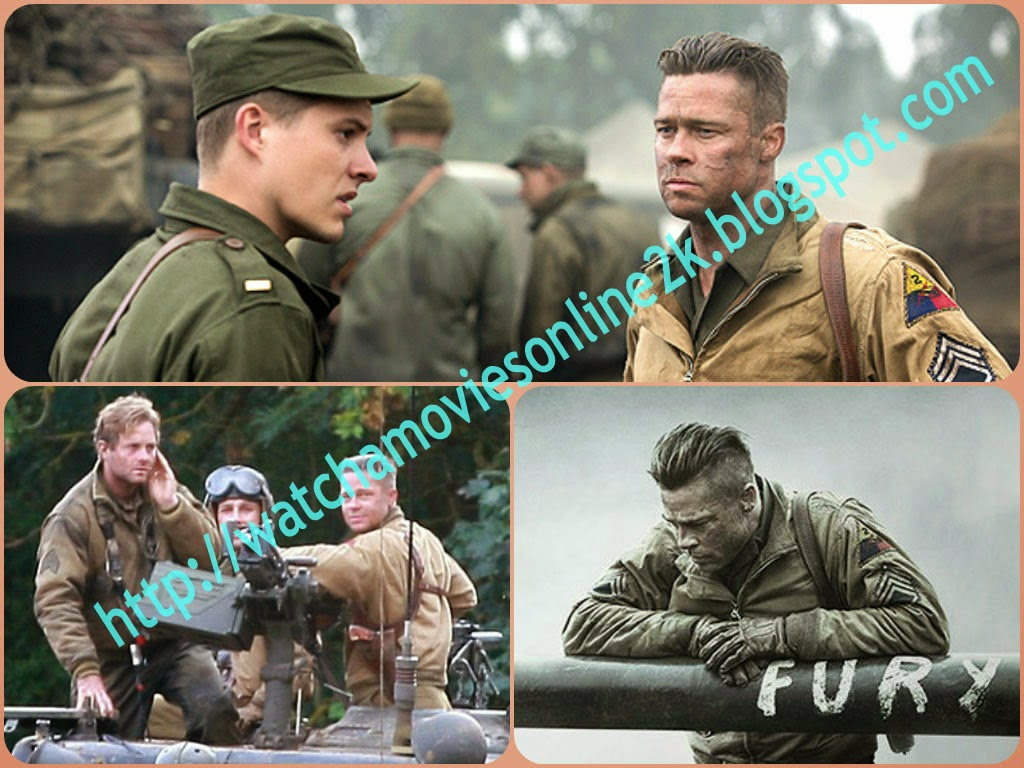 Watch Movie Fury 2014 Online