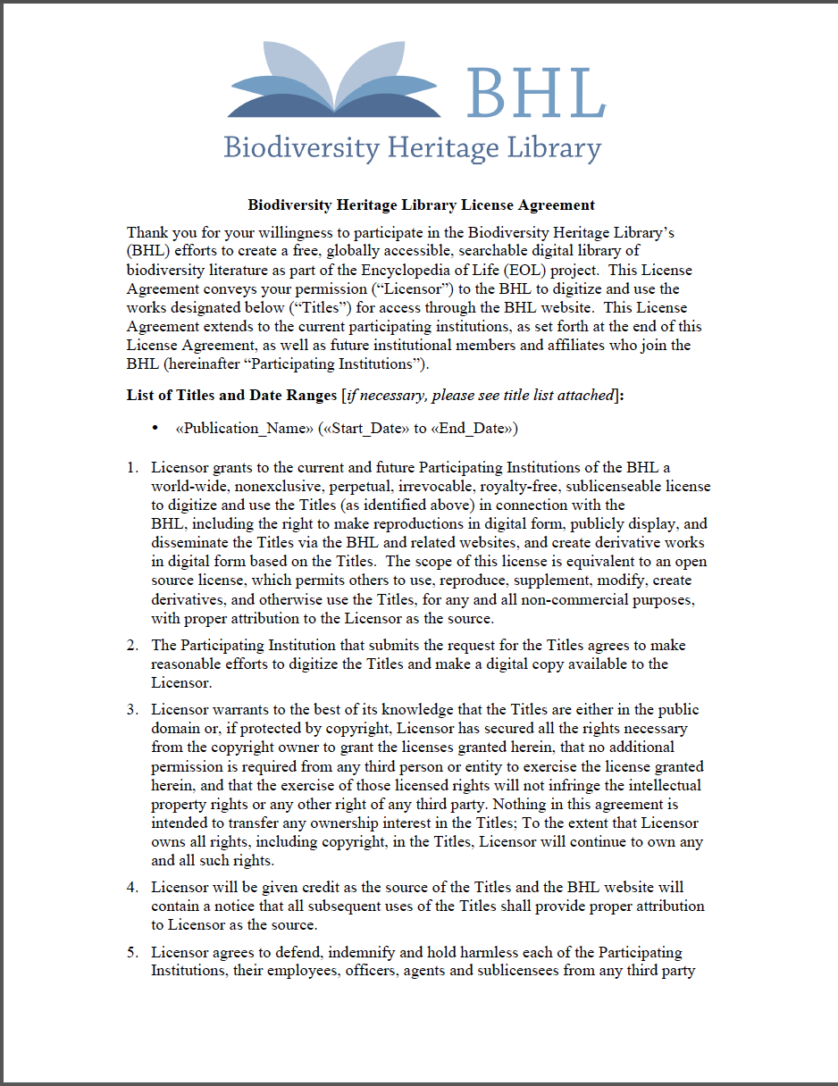 Biodiversity heritage library april 2015 sciox Images
