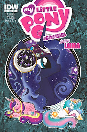 MLP Micro Series #10 Comic