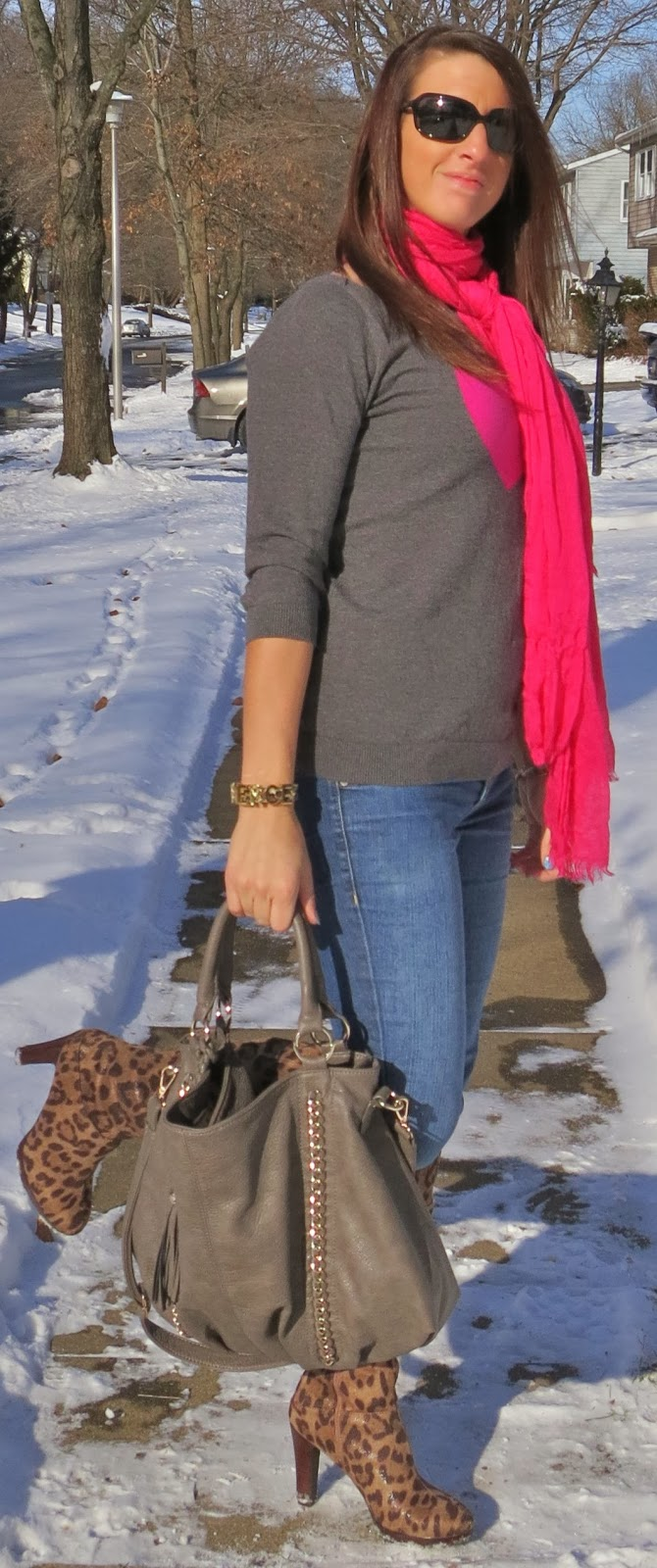 Boots, Fashion, hearts, leopard boots, leopard print, ootd, Outfit Ideas, outfit of the day, Outfits, what i wore, winter fashion,