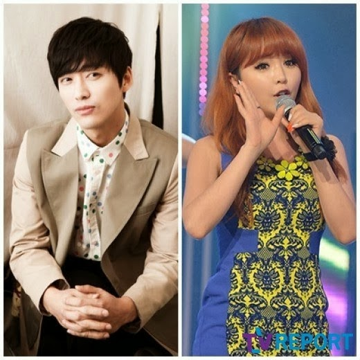 Hong Jin Young and Nam Gung Min to be the new couple for 'We Got Married Season 4′