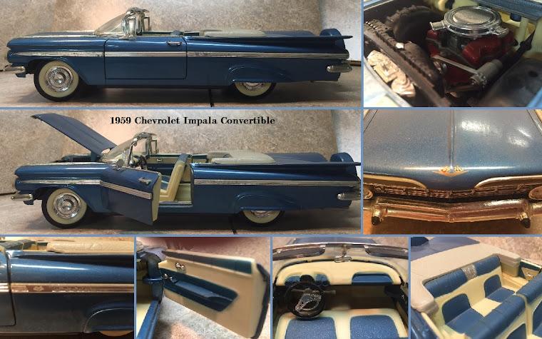 1959 Chevrolet Impala Convertible ~