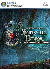 Mystery Trackers 8 Nightsville Horror Collectors Edition FINAL Cracked