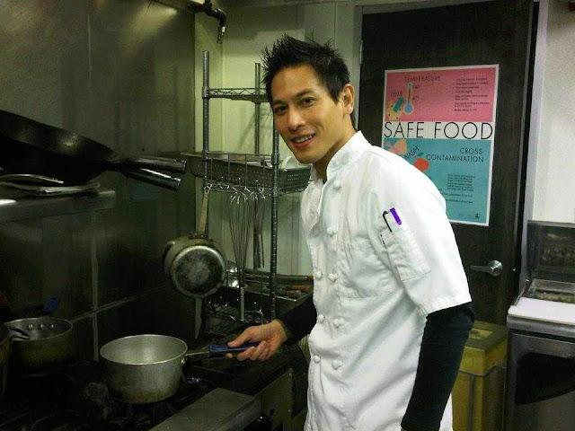 Foto Chef Ganteng Juna