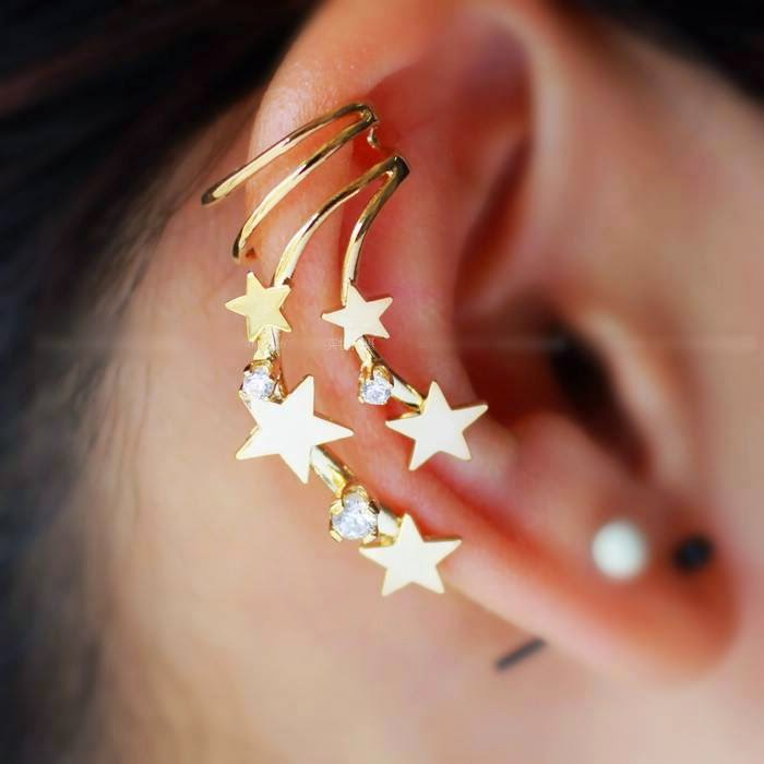 Get New Ideas And Designs Of Earrings For Girls