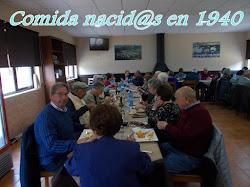 COMIDA NACID@S EN 1940