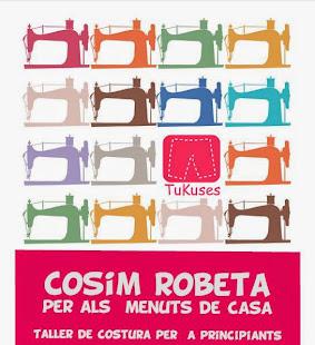 COSIM ROBETA  PER  ALS MENUTS DE  CASA