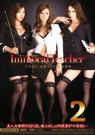 MIRD-055B Seductive Teachers Hardcore Lesson 2