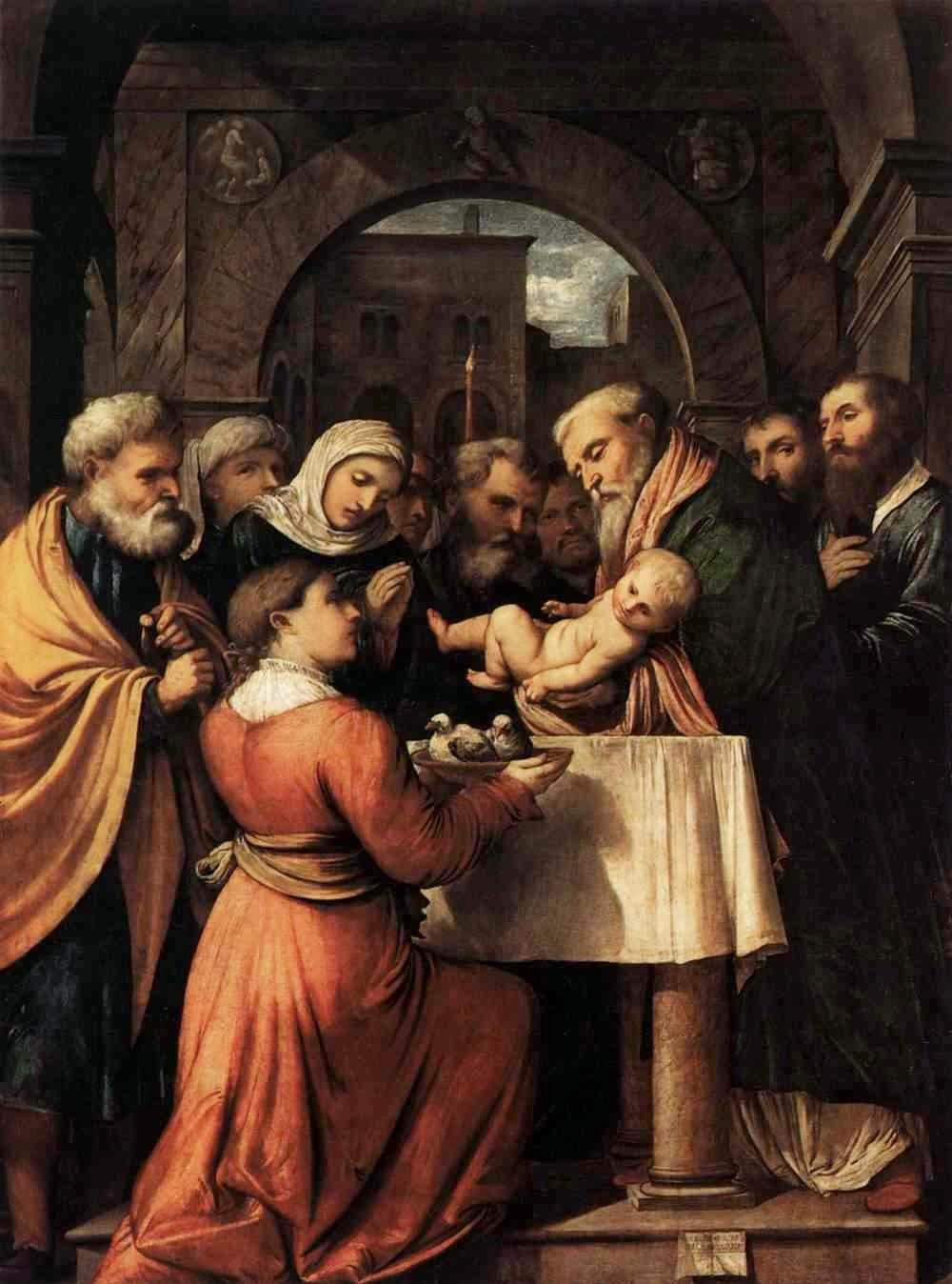 Redeeming Holy Days-Candlemas/Presentation
