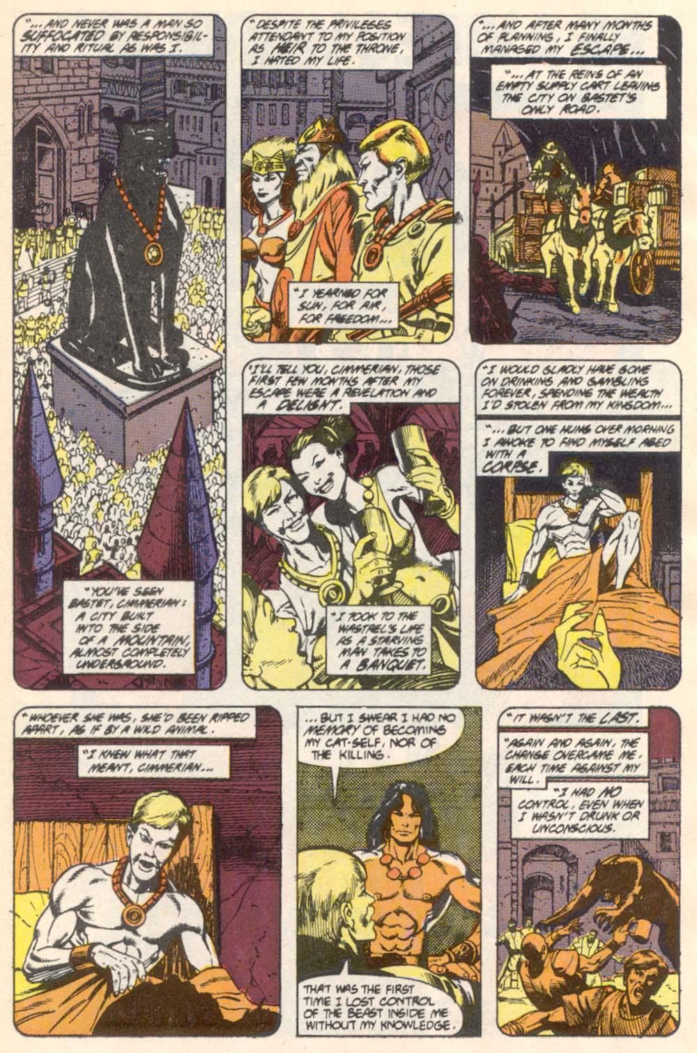 Conan the Barbarian (1970) Issue #227 #239 - English 9