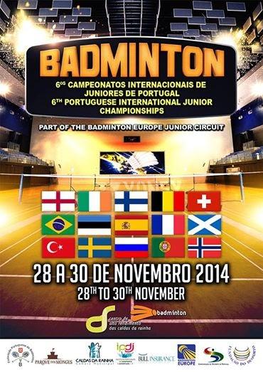 6ºs Internacionais Juniores de Portugal