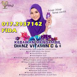 DIANZ VITAMIN  RM52 (30BIJI) Inc Postage