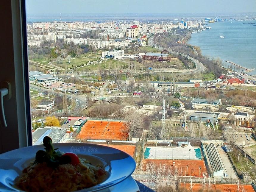 panorama restaurant perla dunarii galati