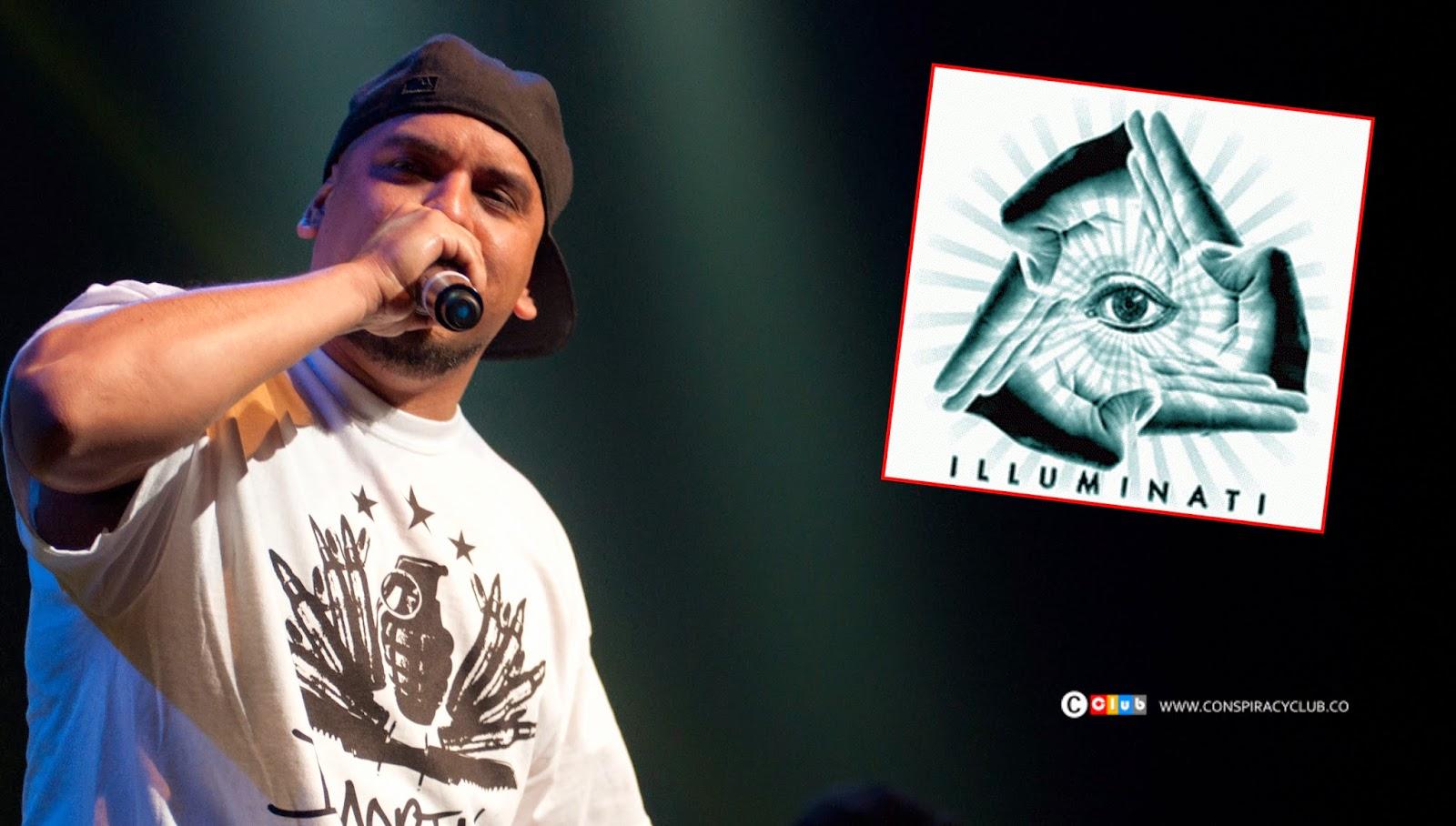 Immortal Technique Rapper Discusses The Illuminati