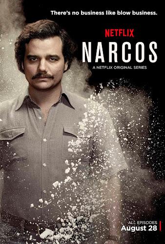 Narcos Temporada 1 (Web-DL 720p Dual Latino / Ingles) (2015)