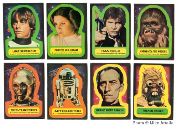 mikey's action figures: star wars action figures
