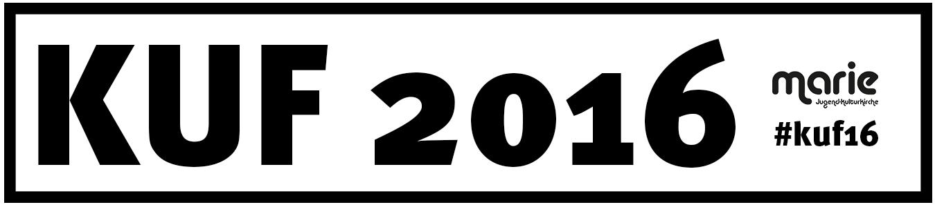 """KUF 2016 - """"Mehr als nur"""""""