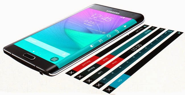 Spesifikasi dan Review Samsung Galaxy Note Edge