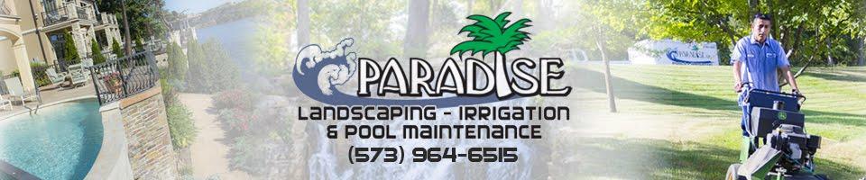 Paradise Landscaping - Irrigation & Pool Maintenance