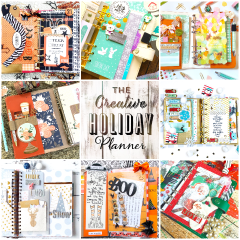 Learn How to Decorate your planner for the holidays