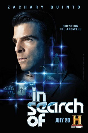 In Search Of - Legendada Séries Torrent Download capa