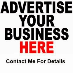 Call Us To Advertise Your Business & Promote Your Brand