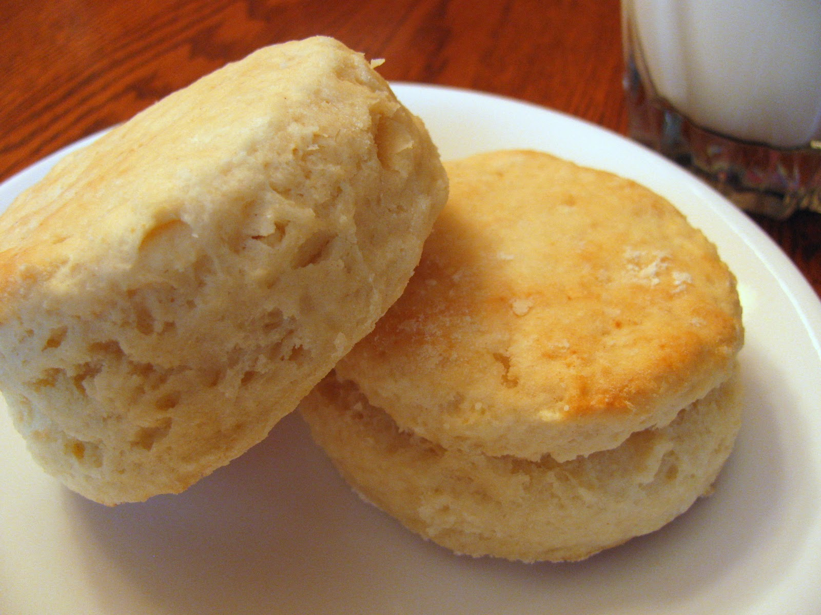biscuits 2 cups flour 2 tsp baking powder 1 tsp salt ¼ tsp baking ...