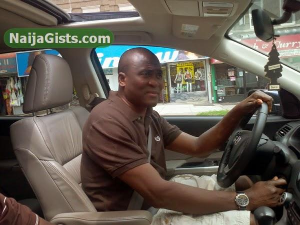 nigerian actor rasak ajao america