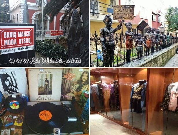 Kadıköy Barış Manço Evi Müzesi